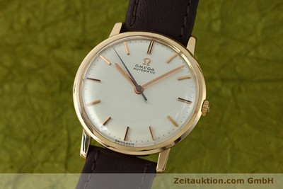 OMEGA 18 CT GOLD AUTOMATIC KAL. 552 VINTAGE [151787]