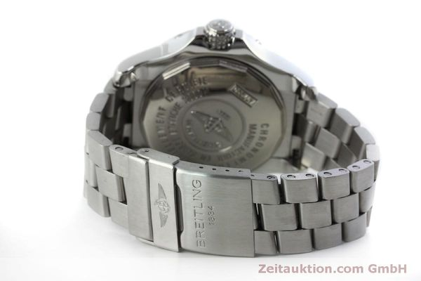 Used luxury watch Breitling Avenger steel automatic Kal. B17 ETA 2824-2 Ref. A17330  | 151790 11
