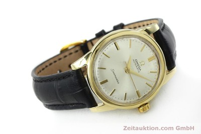 OMEGA SEAMASTER OR 18 CT AUTOMATIQUE KAL. 354 LP: 6710EUR [151794]