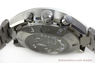 OMEGA SPEEDMASTER MARK II CO AXIAL CHRONOGRAPH AUTOMATIK STAHL NP: 5200,- EURO [151805]