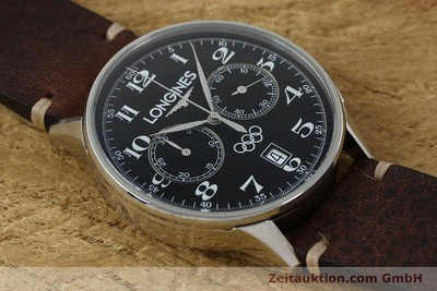 LONGINES OLYMPIC COLLECTION CRONOGRAFO ACCIAIO AUTOMATISMO KAL. L651.3 ETA 2894-2 [151809]