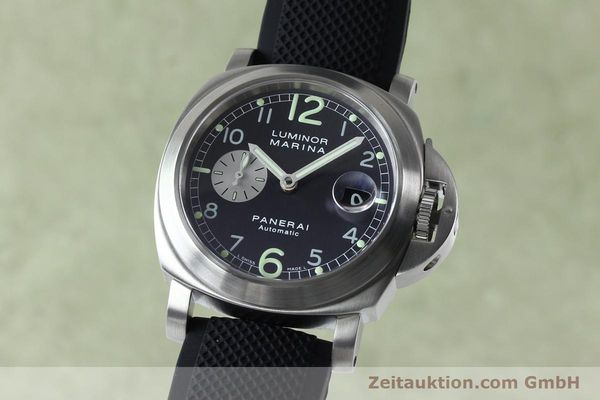 PANERAI LUMINOR MARINA STEEL AUTOMATIC KAL. 7750-P1 ETA A05511 LP: 6000EUR [151818]