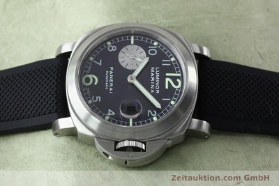 PANERAI LUMINOR MARINA ACIER AUTOMATIQUE KAL. 7750-P1 ETA A05511 LP: 6000EUR [151818]