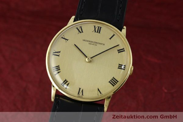 VACHERON & CONSTANTIN 18 CT GOLD MANUAL WINDING KAL. 1014 [151820]