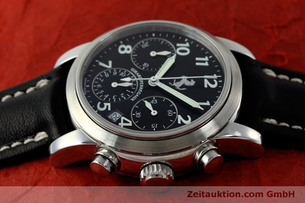 Used luxury watch Girard Perregaux Ferrari chronograph steel automatic Kal. 2280 Ref. 8020  | 151829 05