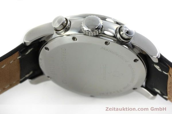 Used luxury watch Girard Perregaux Ferrari chronograph steel automatic Kal. 2280 Ref. 8020  | 151829 08