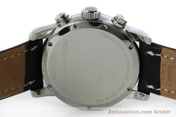 Used luxury watch Girard Perregaux Ferrari chronograph steel automatic Kal. 2280 Ref. 8020  | 151829 09