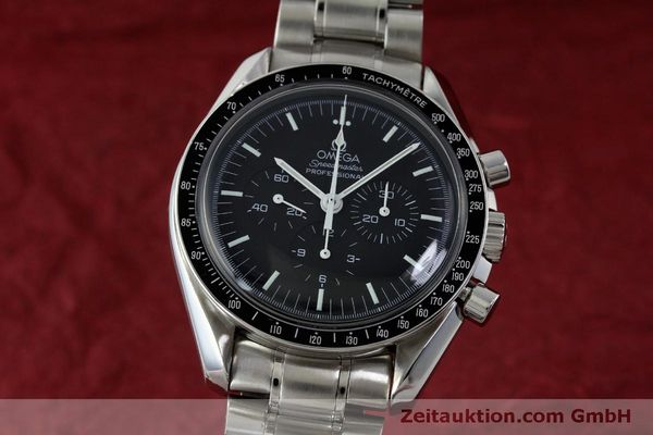 OMEGA MOONWATCH SPEEDMASTER APOLLO 11 CHRONOGRAPH HANDAUFZUG VP: 4100,- EU [151832]