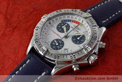 BREITLING TRANSOCEAN YACHTING SHARK CHRONOGRAPH HERRENUHR A53040 VP: 2740,- Euro [151836]