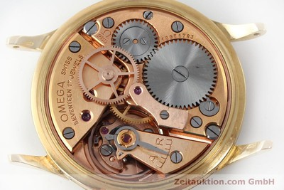 OMEGA 18 CT GOLD MANUAL WINDING KAL. 285 [151853]