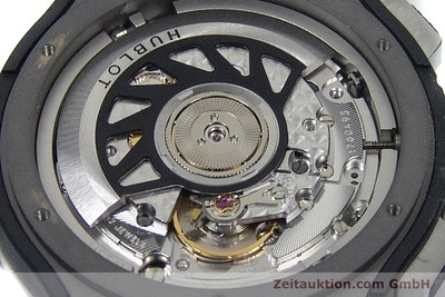 HUBLOT BIG BANG CHRONOGRAPHE ACIER / TITANE AUTOMATIQUE KAL. ETA 2894-2 LP: 12400EUR [151859]
