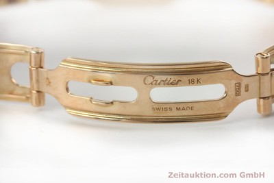 CARTIER PANTHERE OR 18 CT QUARTZ KAL. 057 [151866]