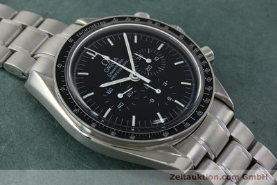 OMEGA SPEEDMASTER CHRONOGRAPH STEEL MANUAL WINDING KAL. 1863 LP: 4100EUR [151901]