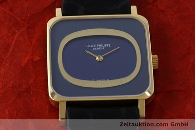 PATEK PHILIPPE 18 CT GOLD MANUAL WINDING KAL. 16-250 [151914]