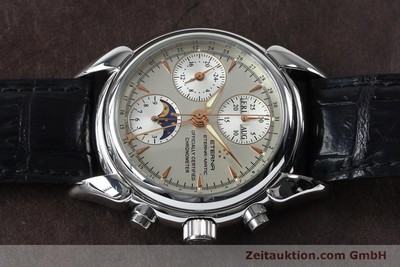 ETERNA 1948 CHRONOGRAPH STEEL AUTOMATIC KAL. ETA 7751 LP: 2650EUR [151935]