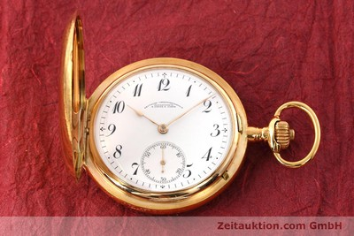 A. LANGE & SÖHNE DUF 14 CT RED GOLD MANUAL WINDING KAL. 41 [151938]