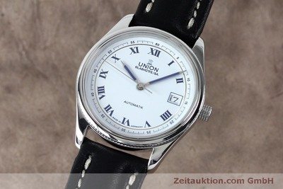 UNION GLASHÜTTE STEEL AUTOMATIC KAL. 26-11 LP: 1440EUR [151940]