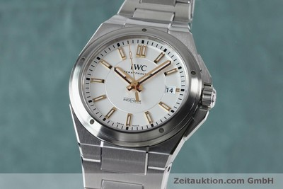IWC INGENIEUR STEEL AUTOMATIC KAL. 30110 LP: 5900EUR [151954]