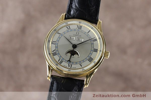 OMEGA OR 18 CT AUTOMATIQUE KAL. 715 [151963]