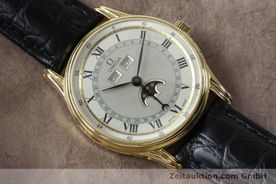 OMEGA 18 CT GOLD AUTOMATIC KAL. 715 [151963]