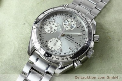 OMEGA SPEEDMASTER DAY-DATE CHRONOGRAPH AUTOMATIK STAHL VP: 3020,- EURO [151969]