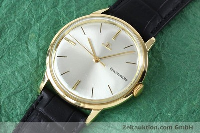 JAEGER LE COULTRE 18 CT GOLD MANUAL WINDING KAL. 819/C VINTAGE [151995]