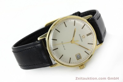 OMEGA 18 CT GOLD MANUAL WINDING KAL. 615 VINTAGE [151999]