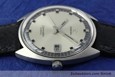 OMEGA SEAMASTER STEEL MANUAL WINDING KAL. 613 VINTAGE [152001]
