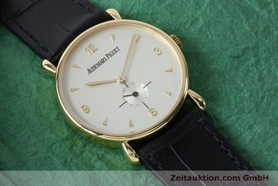 AUDEMARS PIGUET 18 CT GOLD MANUAL WINDING KAL. 2085 [152015]