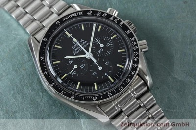 OMEGA SPEEDMASTER CHRONOGRAPH STEEL MANUAL WINDING KAL. 861 LP: 4100EUR [152027]