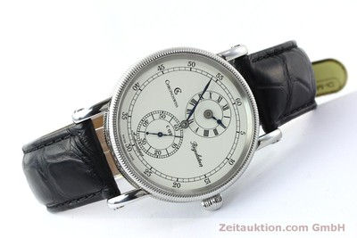 CHRONOSWISS REGULATEUR STEEL AUTOMATIC KAL. 122 [152028]