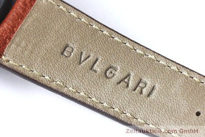 BVLGARI INTERNATIONAL EDITION CHARBON / OR AUTOMATIQUE KAL. ETA 2824-2 [152029]