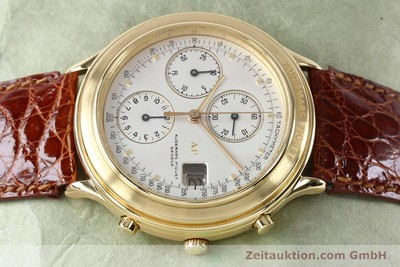 AUDEMARS PIGUET CHRONOGRAPH 18 CT GOLD AUTOMATIC KAL. 2126 LP: 38900EUR [152033]