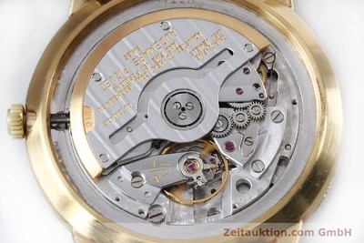AUDEMARS PIGUET DUAL TIME 18 CT GOLD AUTOMATIC KAL. 2129 LP: 29500EUR [152034]