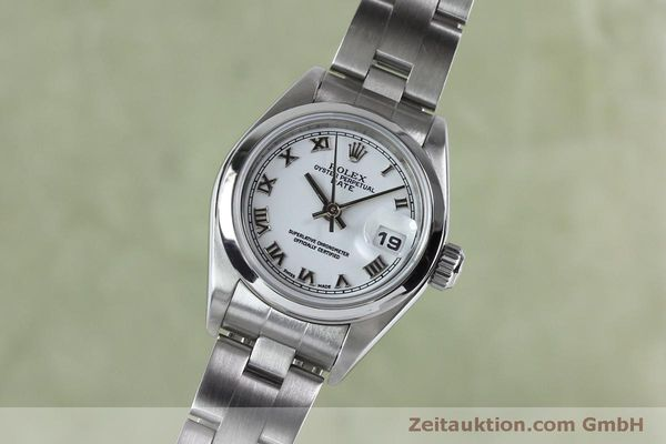 ROLEX LADY DATE STEEL AUTOMATIC KAL. 2235 LP: 3900EUR [152036]