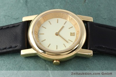 BULGARI BVLGARI 18K (0,750) GOLD ANFITEATRO DAMENUHR AT29GL VP: 5300,- EURO [152041]