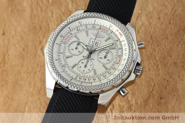 BREITLING BENTLEY CHRONOGRAPH STEEL AUTOMATIC KAL. B44 ETA 2892A2 [152042]