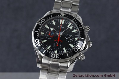 OMEGA SEAMASTER AMERICA´S CUP RACING CHRONOGRAPH HERRENUHR VP: 6500,- EURO [152045]