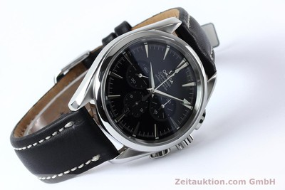 OMEGA SEAMASTER CHRONOGRAPH STEEL AUTOMATIC KAL. 3301A LP: 6000EUR [152047]