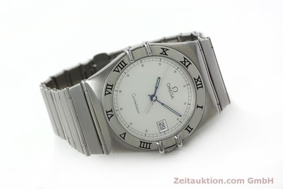 OMEGA CONSTELLATION ACIER QUARTZ KAL. 1438 ETA 255461 LP: 2000EUR [152048]