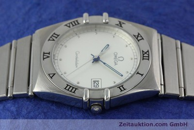 OMEGA CONSTELLATION STEEL QUARTZ KAL. 1438 ETA 255461 LP: 2000EUR [152048]