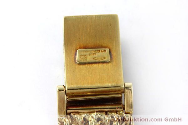 Used luxury watch Audemars Piguet * 18 ct gold manual winding Kal. 2052 Ref. 8660  | 152055 13