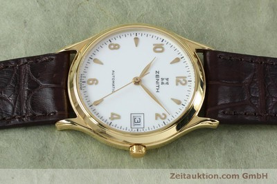ZENITH OR 18 CT AUTOMATIQUE KAL. ETA 2892A2 LP: 7400EUR [152067]