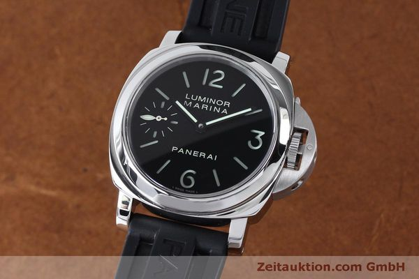 PANERAI LUMINOR MARINA STEEL MANUAL WINDING KAL. ETA B99501 LP: 5500EUR [152070]