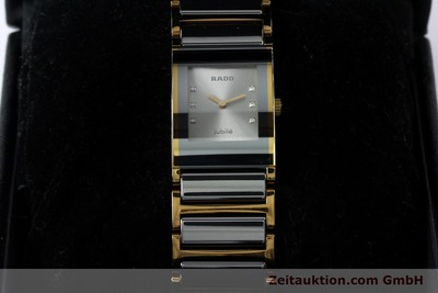 RADO LADY DIASTAR JUBILE GOLD / KERAMIK DIAMANTEN DAMEN 153.0750.3 NP: 1650,- Euro [152073]