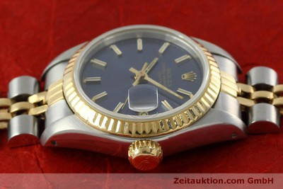 ROLEX LADY DATE ACIER / OR AUTOMATIQUE KAL. 2135 LP: 6950EUR [152076]