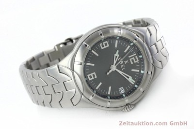 EBEL TYPE E STEEL QUARTZ KAL. 187-1 [152109]