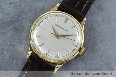 JAEGER LE COULTRE 18 CT GOLD MANUAL WINDING KAL. 800/C [152110]