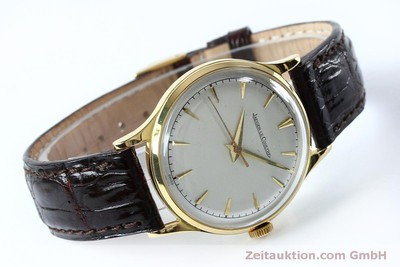 JAEGER LE COULTRE ORO 18 CT CARICA MANUALE KAL. 800/C [152110]
