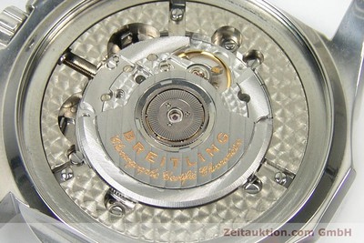 BREITLING BENTLEY CHRONOGRAPH STEEL AUTOMATIC KAL. B44 ETA 2892A2 [152119]